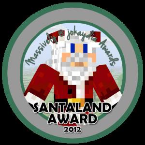 Santaland Award 2012