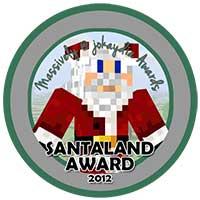 094. Santaland Award 2012 Icon