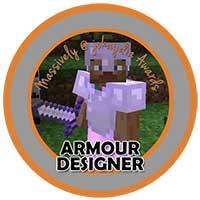 090. Armour Designer's Award Icon