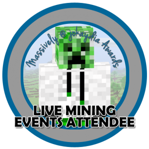Live Mining Events Attendee