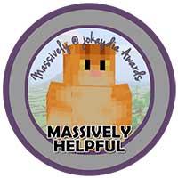 091. Massively Helpful Award Icon