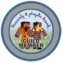 001. Guild Member's Award Icon