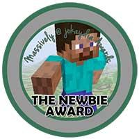 002. The Newbie Award Icon