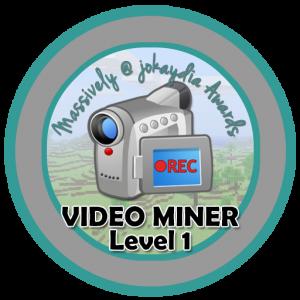 Video Miner - Level 1
