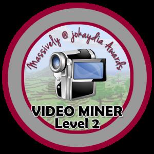 Video Miner - Level 2