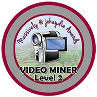 020. Video Miner Level 2 – Your First Massively Movie