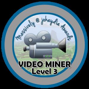 Video Miner - Level 3