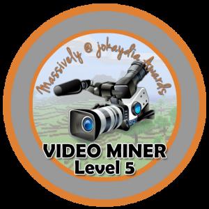 Video Miner - Level 5