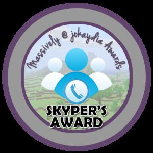 Skyper's Award