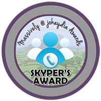 023. Skyper's Award Icon