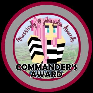 Commander's Award