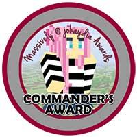 003. Commander's Award Icon