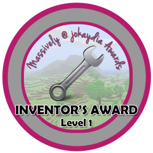 Inventor's Award Level 1