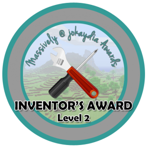 Inventor's Award Level 2