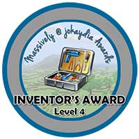 033. Uber Inventor's Award Icon