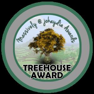 Treehouse Award