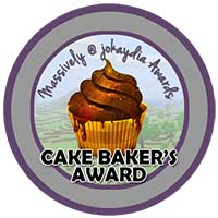 036. Cake Baker's Award Icon