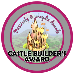 Castle Builder's Award