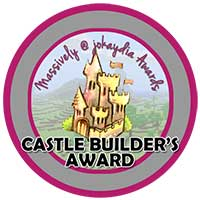 037. Castle Builder's Award