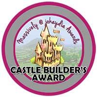 037. Castle Builder's Award Icon
