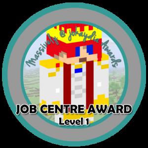 Job Centre Award Level 1