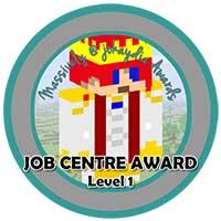038. Job Centre Award – Level 1 Icon
