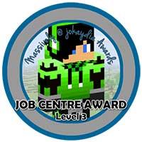 040. Job Centre Award – Level 3 Icon