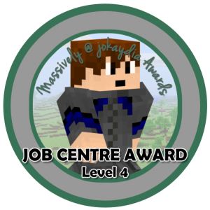 Job Centre Award Level 4