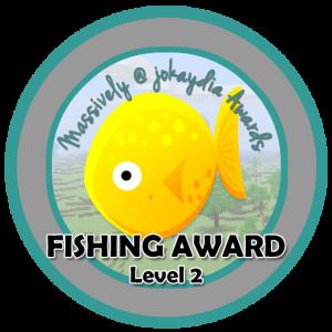 Fishing Award - Level 2