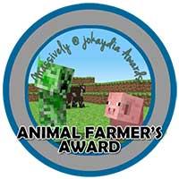 046. Animal Farmer Icon