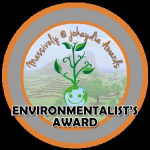 Environmentalist's Award