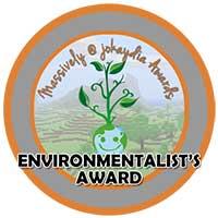 048. Environmentalist Award Icon