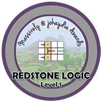 049. Redstone Logic Level 1 – Gates Icon