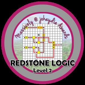 Redstone Logic - Level 2