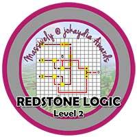 050. Redstone Logic Level 2 – Combination Locks Icon