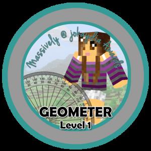 Geometer - Level 1
