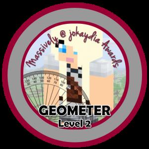 Geometer - Level 2