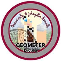 052. Geometer Level 2 – Surface Area