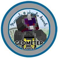058. Geometer Level 3 – Volume