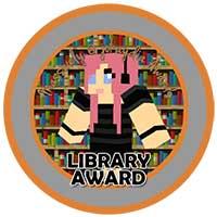 054. Library Award Icon