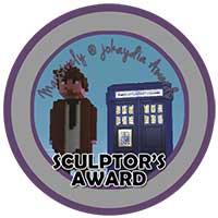 056. Sculptor's Award Icon