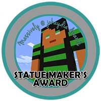 057. Statue Maker Award Icon