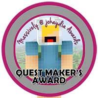 058. Quest Maker Award Icon