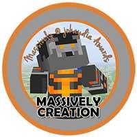 059. Massively Creation Award Icon