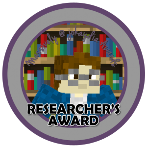 Researcher's Award