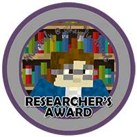 064. Researcher's Award