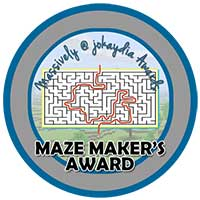 065. Maze Maker's Award Icon