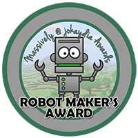 066. Robot Maker's Award Icon