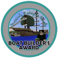 068. Boat Builder's Award
