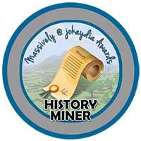 071. History Miner Icon